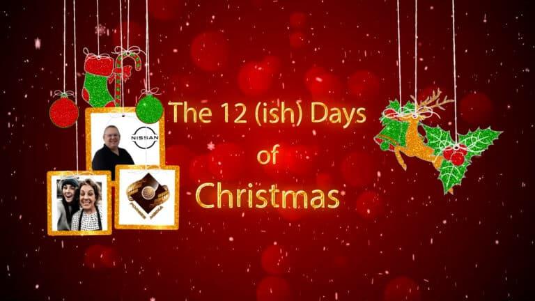 Twelvish Days of Christmas